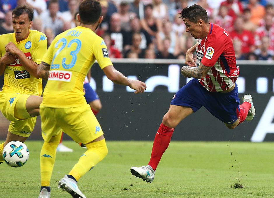 Audi Cup 2017 | Atlético de Madrid - Nápoles. Torres
