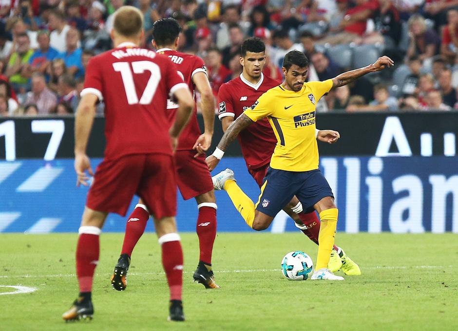 Audi Cup 2017 | Liverpool - Atlético de Madrid | Augusto
