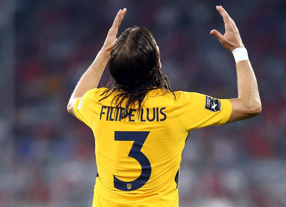Audi Cup 2017 | Liverpool - Atlético de Madrid | Filipe Luis
