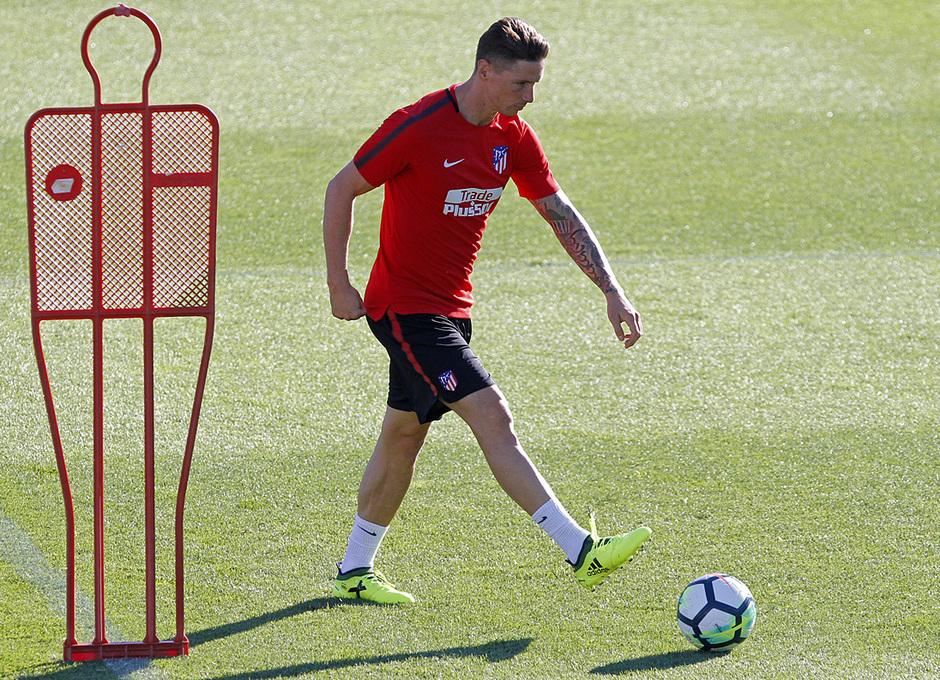 Temp. 17-18 | Entrenamiento Ciudad Deportiva Wanda. Torres