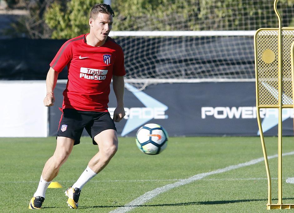 08/08/2017 | Entrenamiento en la Ciudad Deportiva Wanda | Gameiro