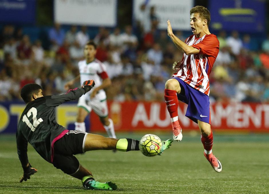COTIf - Atlético de Madrid juvenil vs Selección de Marruecos.