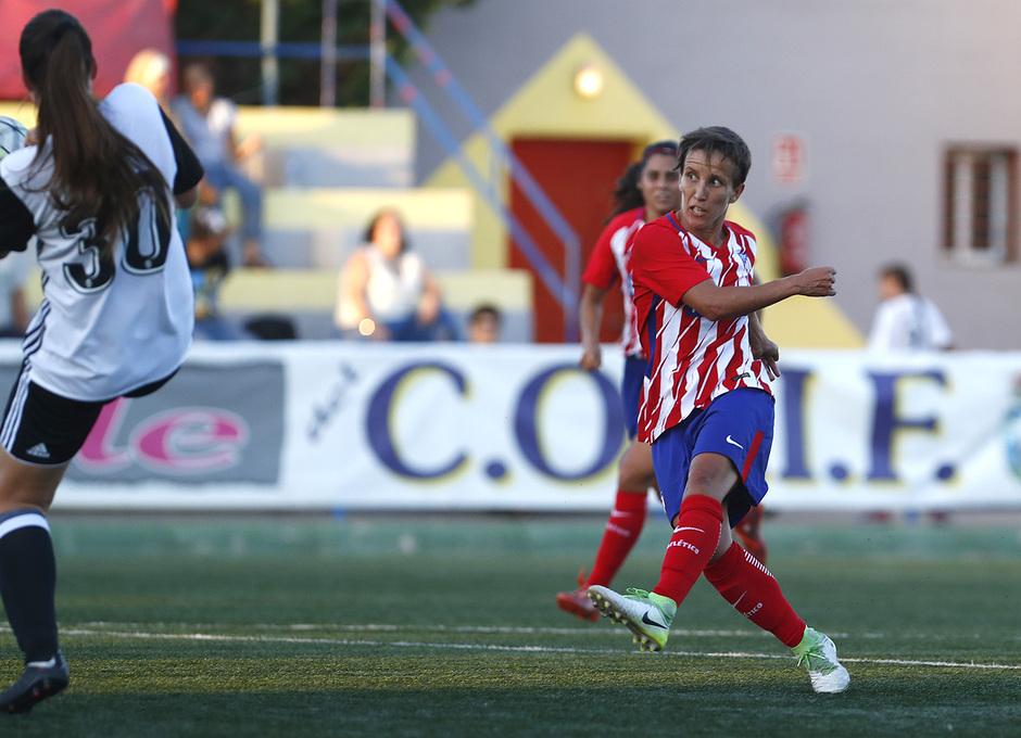 COTIF | Atlético de Madrid - Valencia Femenino. Gol de Sonia.