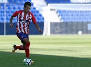 Temp. 17-18 | Amistoso | Leganés - Atlético de Madrid. Juan Moreno