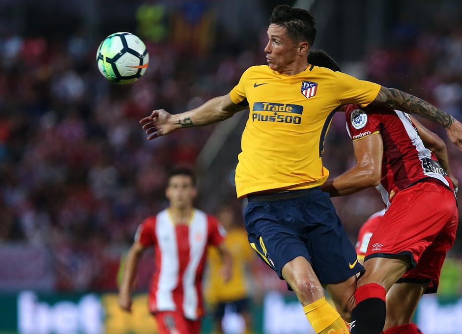 Temp. 17-18   Girona - Atlético de Madrid   Torres