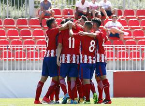 Segunda B | Atlético de Madrid B - Gimnástica Segoviana