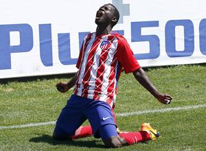 Segunda B | Atlético de Madrid B - Gimnástica Segoviana. | Arona