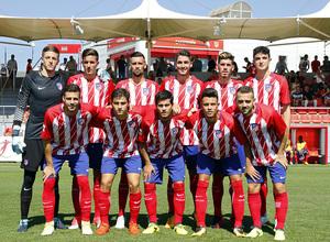 Segunda B | Atlético de Madrid B - Gimnástica Segoviana. |