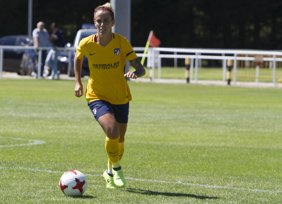 Temp. 17-18 | Amistoso: Athletic Club-Atlético de Madrid Femenino | Sosa