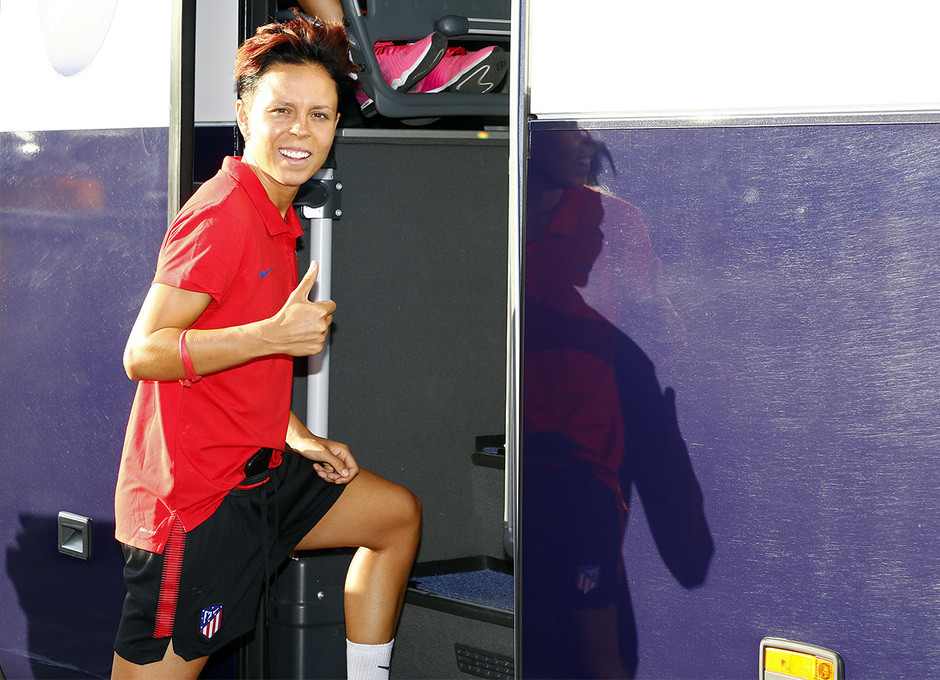 El Atlético Femenino viaja a San Rafael para continuar con la pretemporada