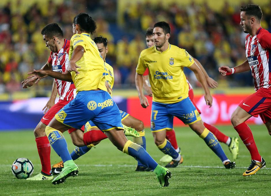 Temp. 17-18 | Las Palmas - Atlético de Madrid | Correa