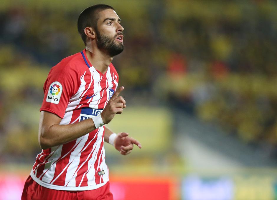 Temp. 17-18 | Las Palmas - Atlético de Madrid | Carrasco