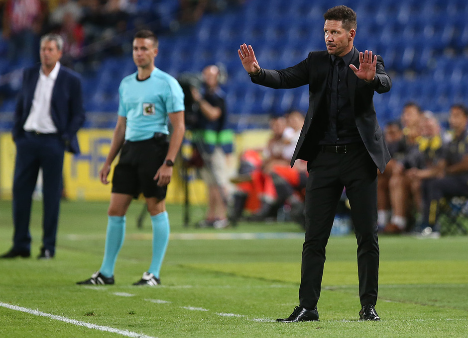 Temp. 17-18 | Las Palmas - Atlético de Madrid | Simeone