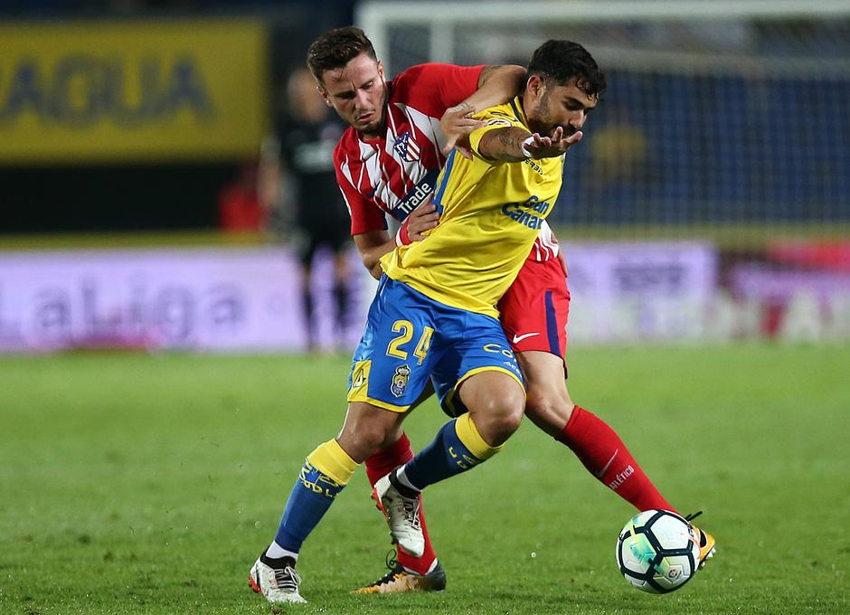 Temp. 17-18 | Las Palmas - Atlético de Madrid | Saúl