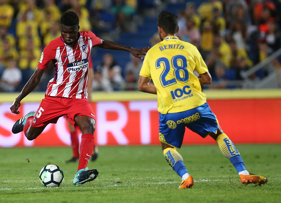 Temp. 17-18 | Las Palmas - Atlético de Madrid | Thomas