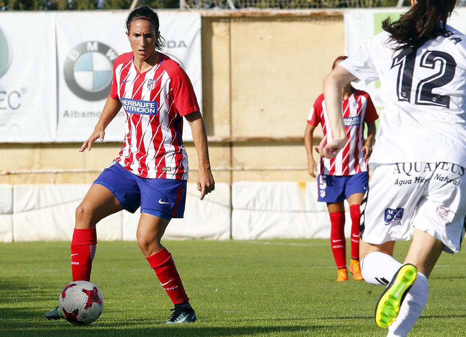 Temp. 2017-18 | Fundación Albacete - Atlético de Madrid Femenino | Meseguer