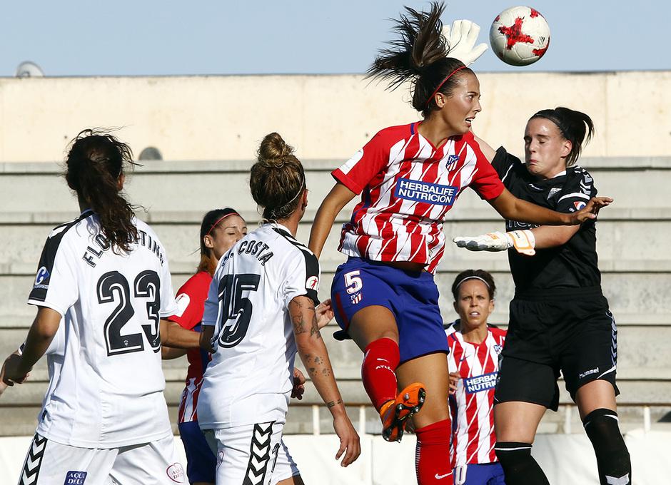 Temp. 2017-18 | Fundación Albacete - Atlético de Madrid Femenino | Cazalla