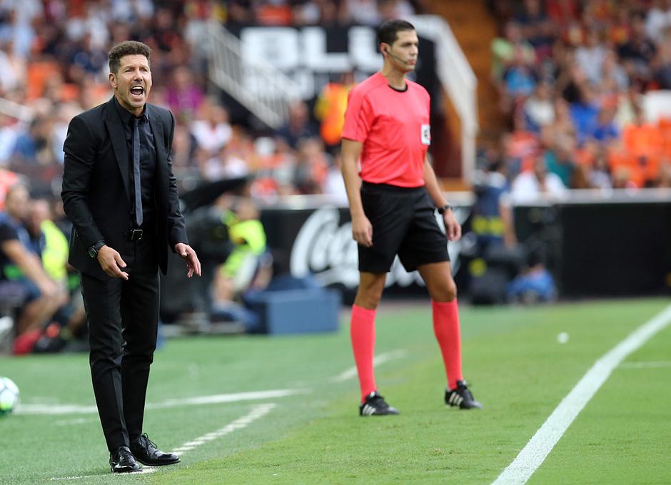 Temp. 17-18 | Valencia - Atlético de Madrid | Simeone