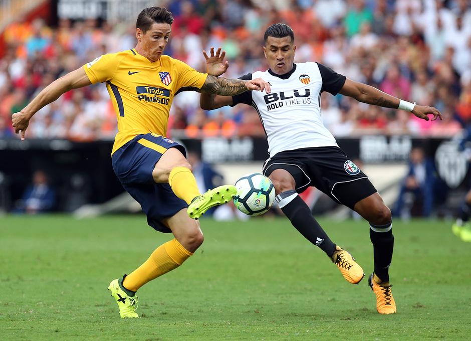 Temp. 17-18 | Valencia - Atlético de Madrid | Torres