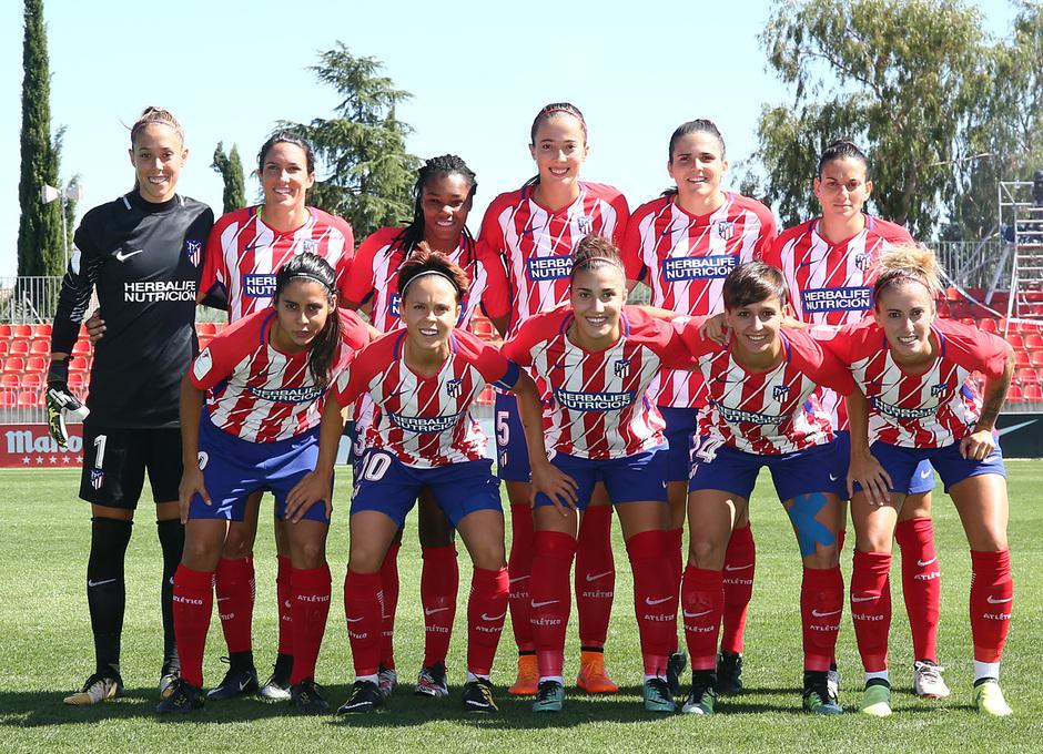 Temp. 17-18 | Atlético de Madrid Femenino - Real Sociedad |
