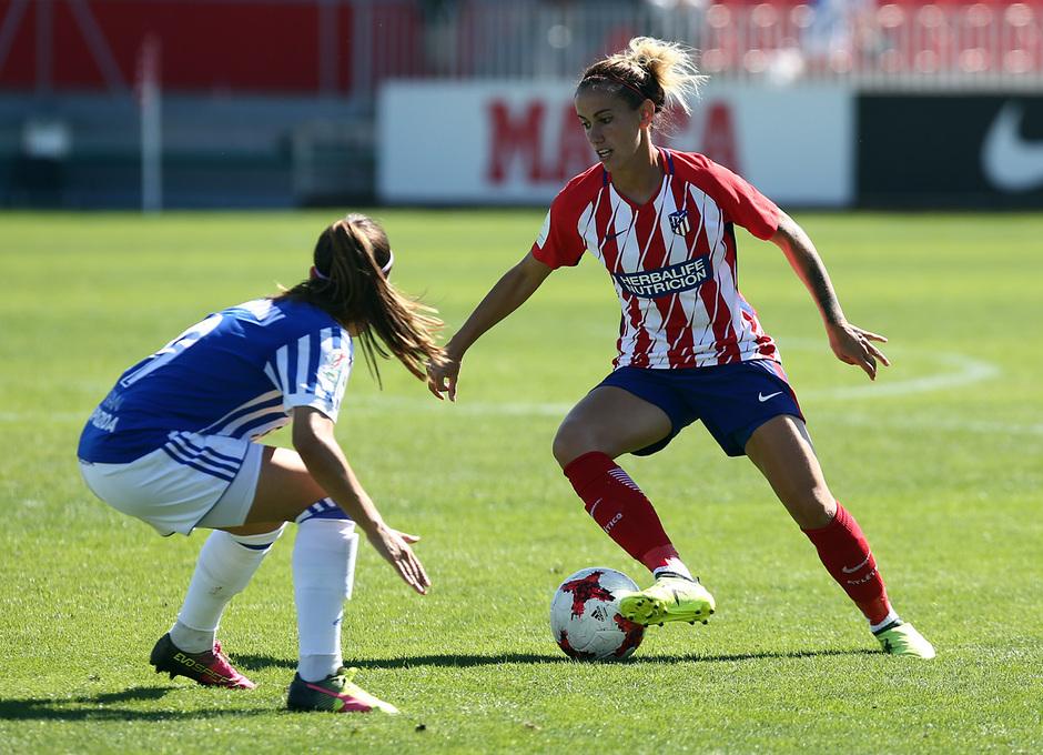 Temp. 17-18 | Atlético de Madrid Femenino - Real Sociedad | Sosa