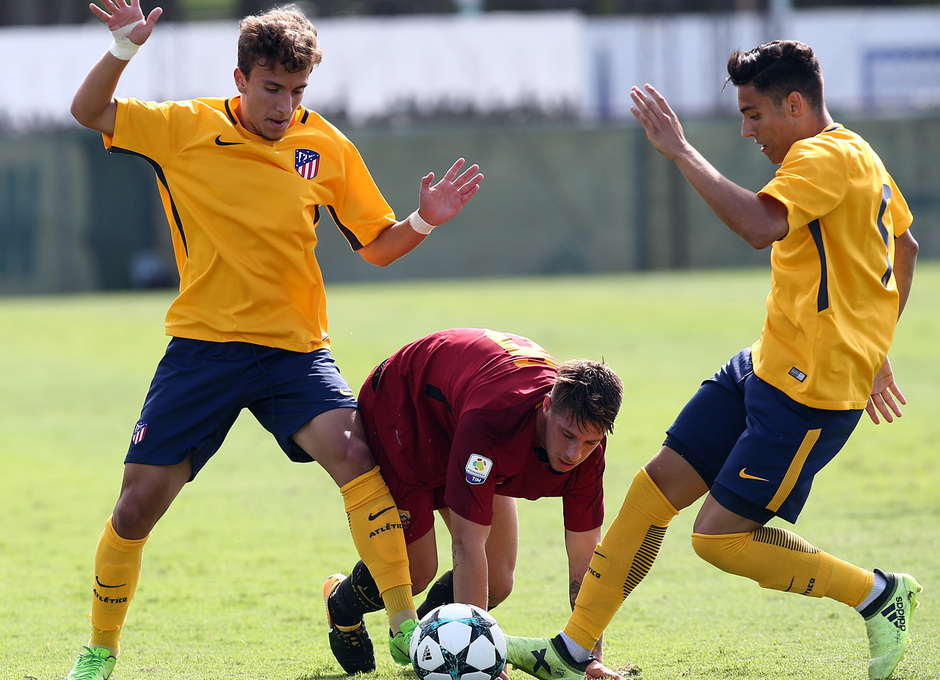 Temp. 17/18 | Youth League | Roma - Juvenil A