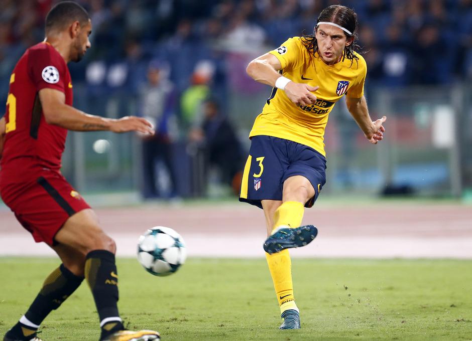 Temp. 17-18 | Roma- Atlético de Madrid | Filipe