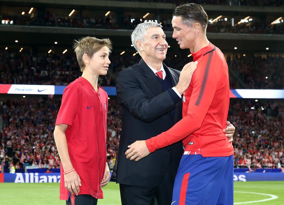 Temp. 17-18 | Atlético de Madrid-Málaga | Gárate, Torres y Hugo