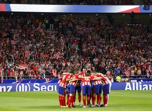 Temp. 17-18 | Atlético de Madrid-Málaga | Piña