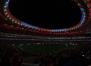 Inauguración del Wanda Metropolitano | Actos