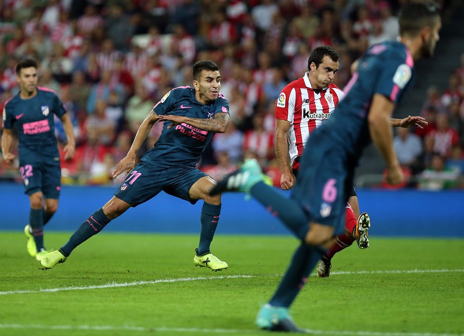 Temp. 17-18 | Athletic - Atlético de Madrid | Correa
