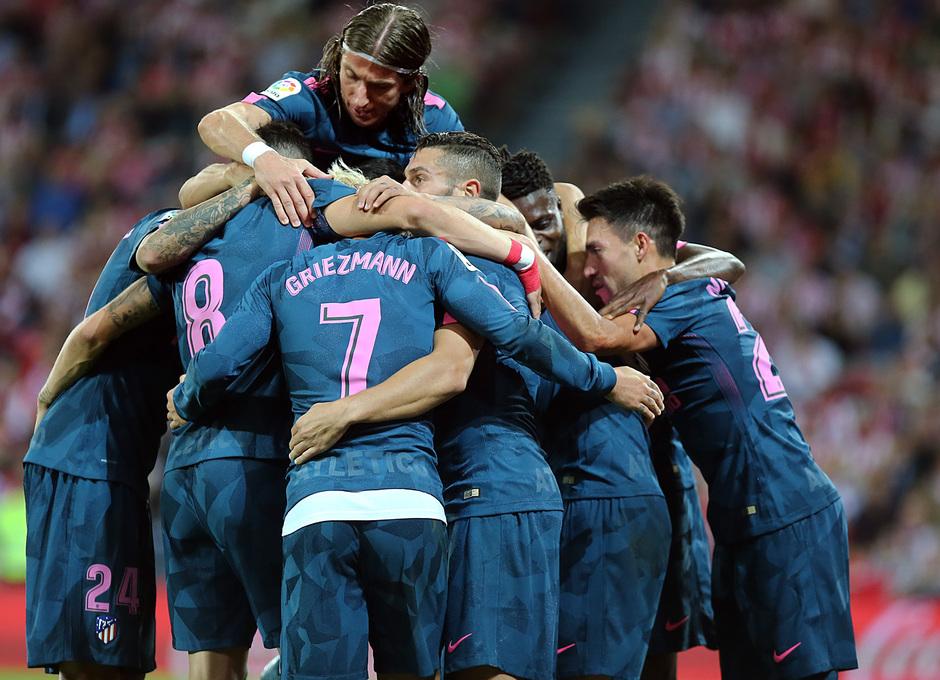 Temp. 17-18   Athletic - Atlético de Madrid   Celebración