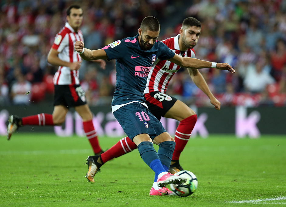 Temp. 17-18 | Athletic - Atlético de Madrid | Carrasco