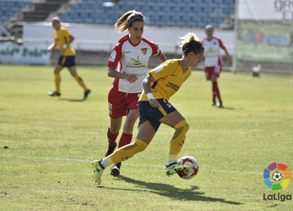 Temp. 17-18 | Santa Teresa-Atlético de Madrid Femenino | Ángela Sosa