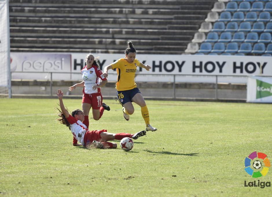 Temp. 17-18 | Santa Teresa-Atlético de Madrid Femenino | Jucinara