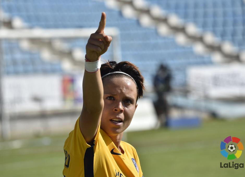 Temp. 17-18 | Santa Teresa-Atlético de Madrid Femenino | Amanda