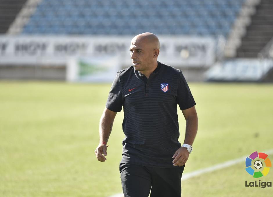 Temp. 17-18 | Santa Teresa-Atlético de Madrid Femenino | Villacampa