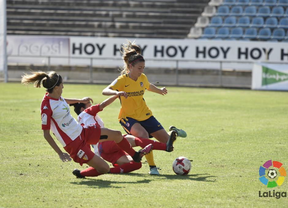 Temp. 17-18 | Santa Teresa-Atlético de Madrid Femenino | Menayo