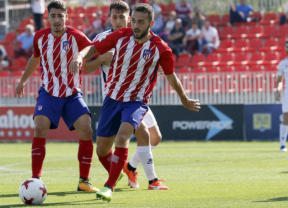 Temporada 16/17 | Atlético B - Cerceda | Keidi