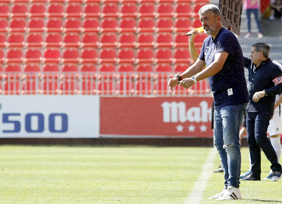 Temporada 16/17 | Atlético B - Cerceda | Óscar Fernández