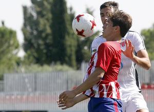 Temporada 16/17 | Atlético B - Cerceda | Solano