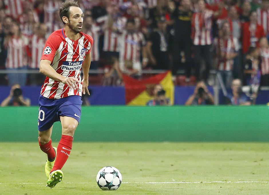 Temp. 17-18 | Atlético de Madrid - Chelsea | Juanfran
