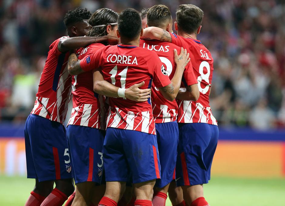 Temp. 17-18 | Atlético de Madrid - Chelsea | Piña
