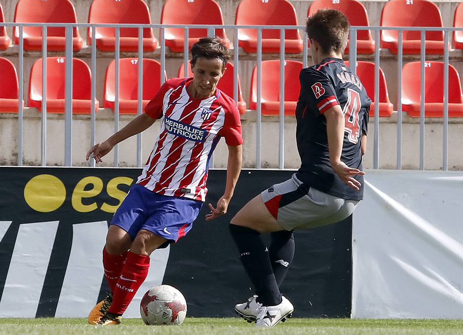 Temp. 17-18 | Atlético de Madrid Femenino - Athletic Club | Sonia