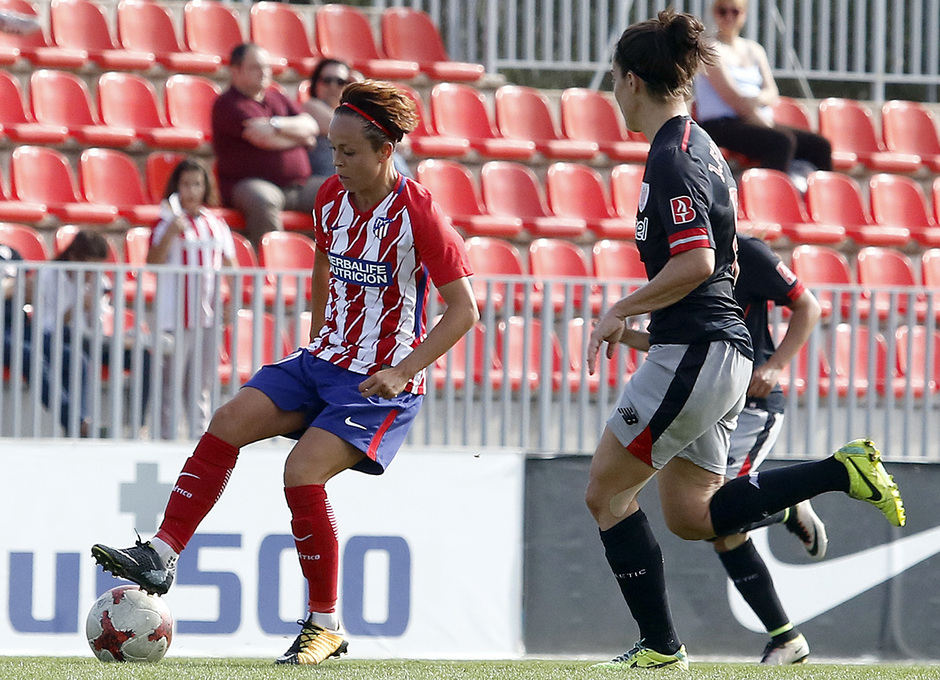 Temp. 17-18 | Atlético de Madrid Femenino - Athletic Club | Amanda