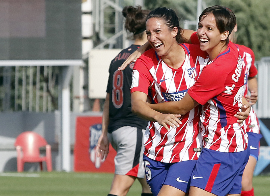 Temp. 17-18 | Atlético de Madrid Femenino - Athletic Club | Meseguer