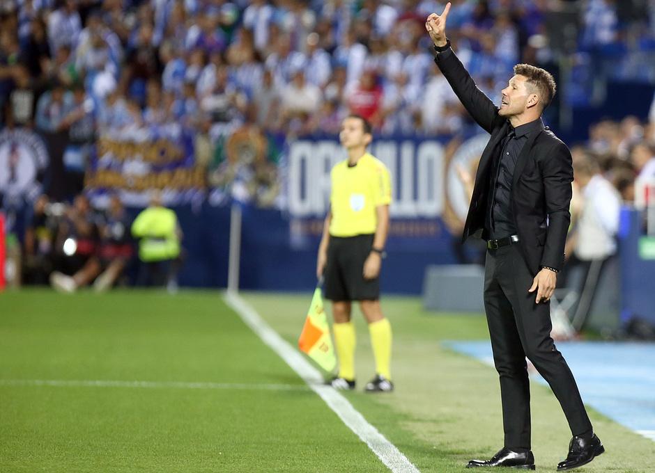 Temp. 17-18 | Leganés - Atlético de Madrid | Simeone