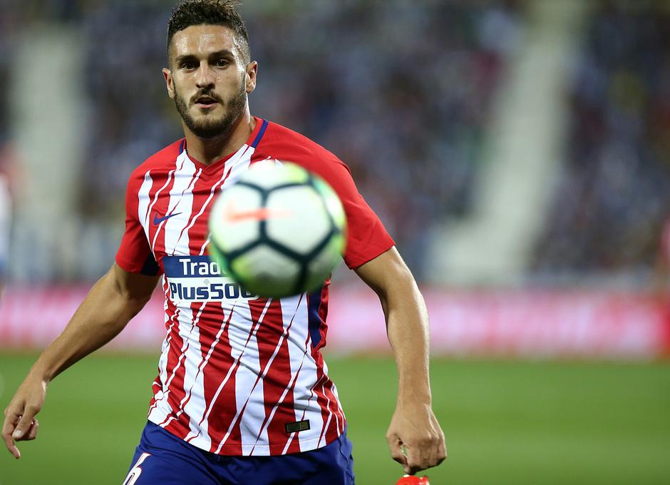 Temp. 17-18 | Leganés - Atlético de Madrid | Koke