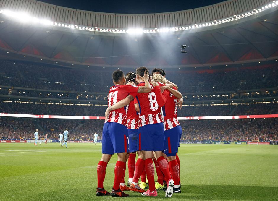 Temp. 17-18 | Atlético de Madrid - FC Barcelona | Piña