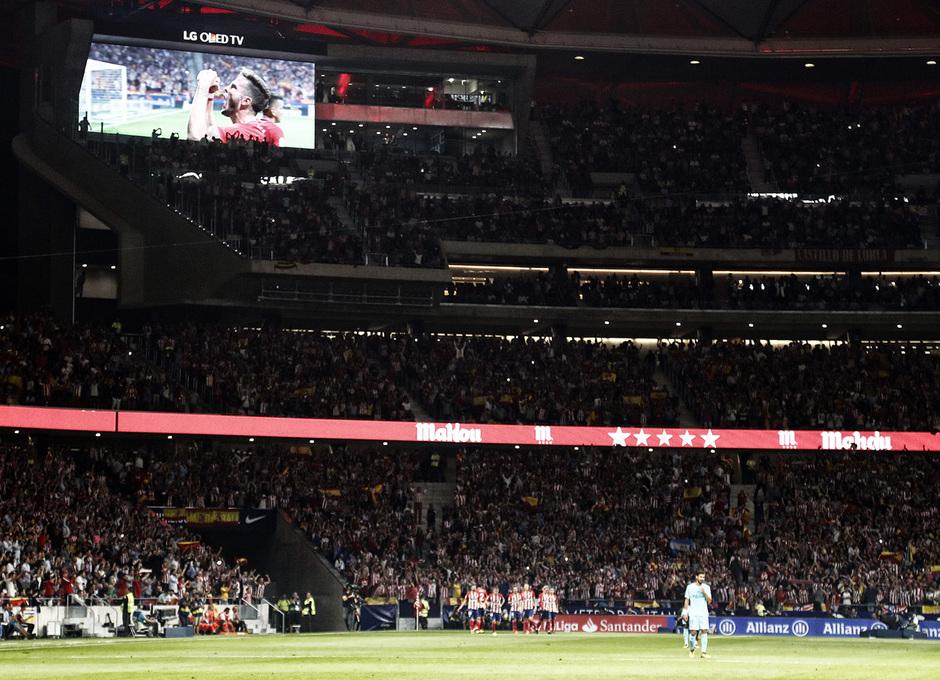 Temp. 17-18 | Atlético de Madrid - Barcelona | La otra mirada